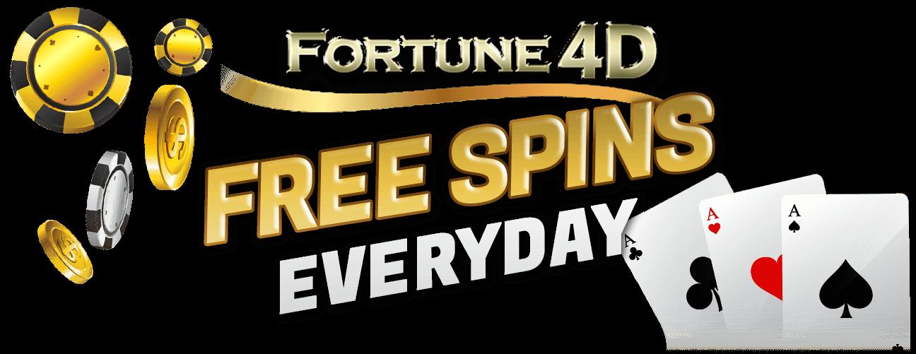 fortune 4d en slider